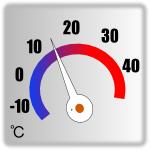 【作ってみた+履歴】Raspberrypi(ラズベリーパイ)+温度計で「ふとんから出たくない温度計」