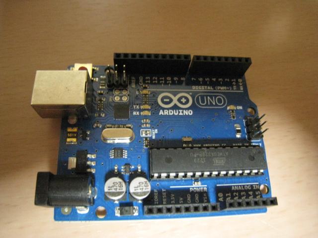 ラズベリーパイ + Arduinoを使ってみる – Arduinoが壊れた?かも –