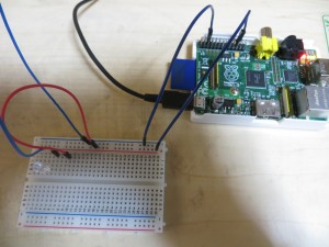ラズベリーパイで電子工作をしてみる – 3.LEDをラズベリーパイからチカチカさせてみよう!