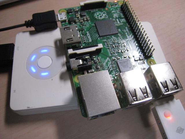 ラズベリーパイ2を使ってみる – 無線LANをかんたんに設定して、無線で使えるようにする! –